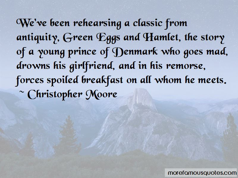 Green Eggs And Hamlet Quotes