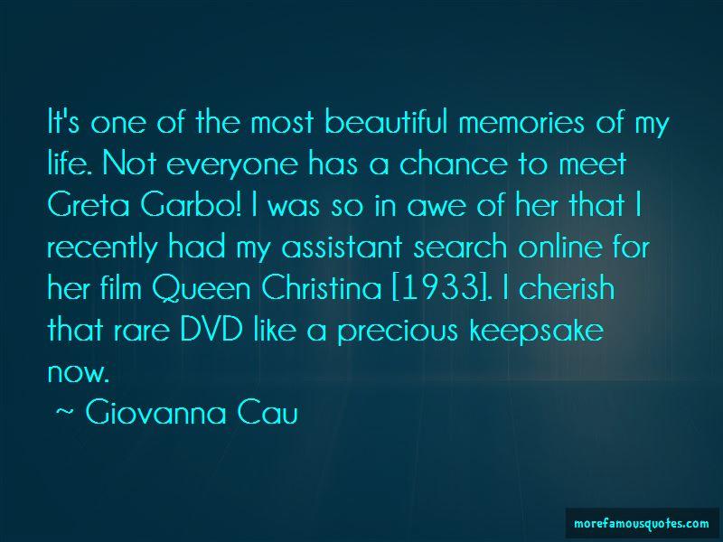 Greta Garbo Film Quotes
