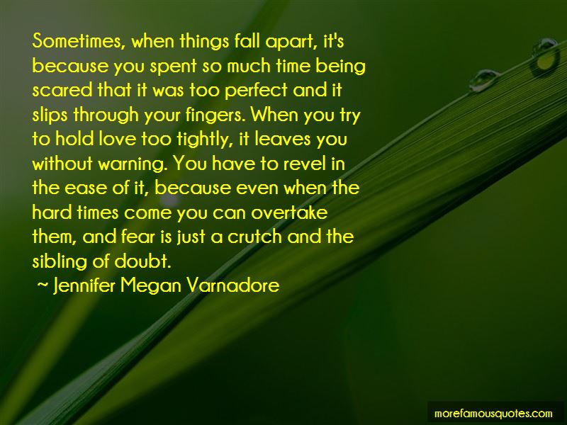 Hard Times Through Love Quotes Pictures 3