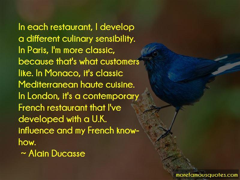 Haute Cuisine Quotes Pictures 3