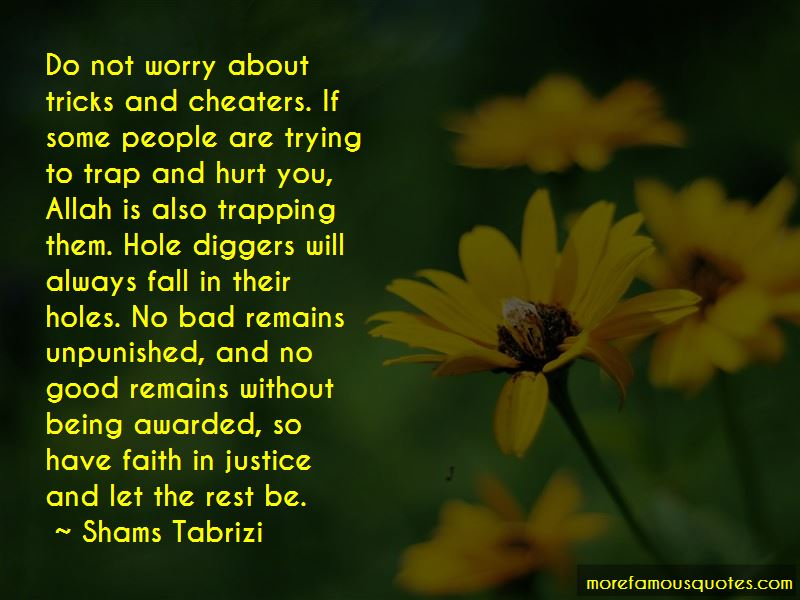 Have Faith Allah Quotes