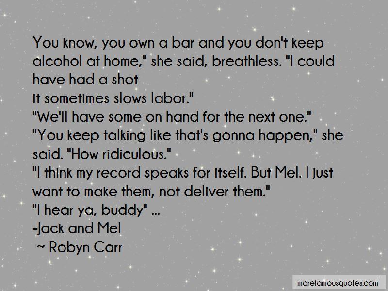 He Said And She Said Quotes