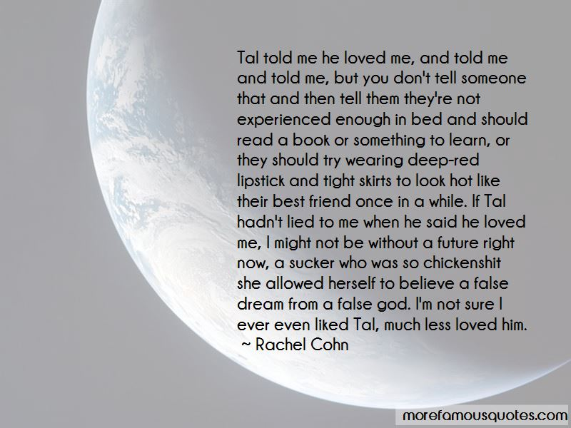 He Said He Loved Me Quotes Pictures 3