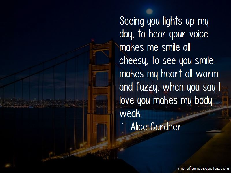 Hear Your Voice Love Quotes Pictures 3