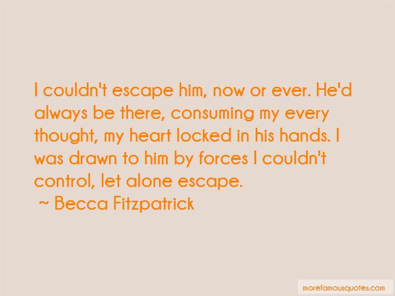 Heart Locked Quotes