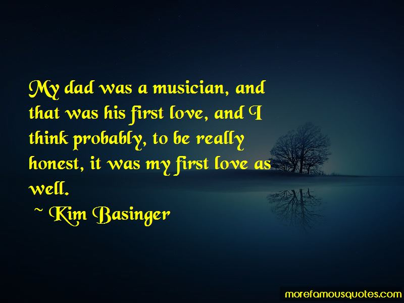 His First Love Quotes