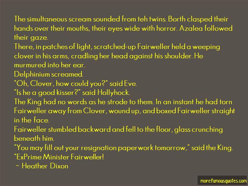 Hollyhock Quotes