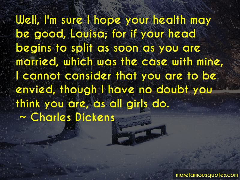 Hope Good Health Quotes Pictures 4
