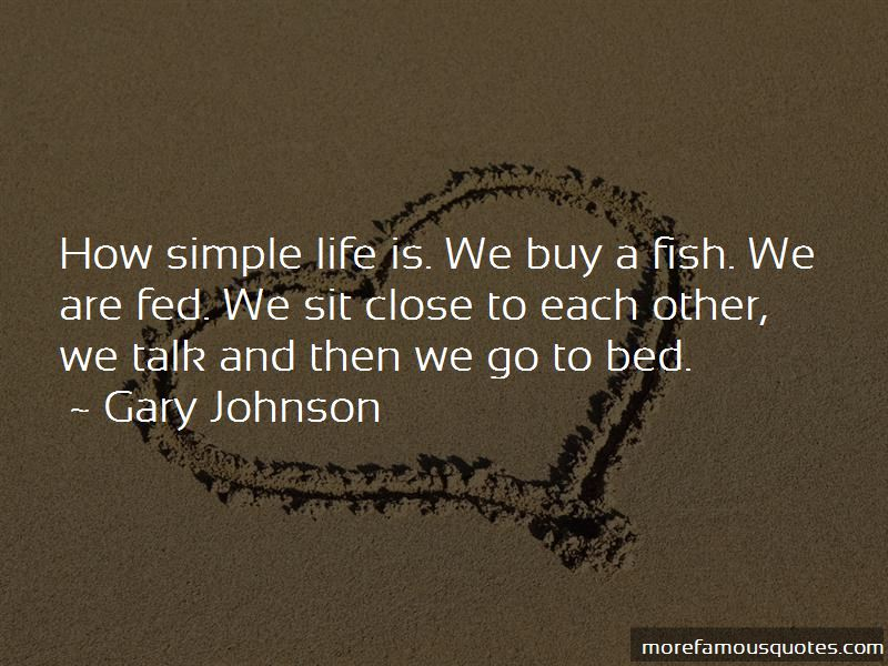 How Simple Life Is Quotes Pictures 2