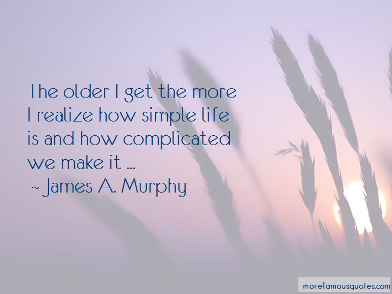 How Simple Life Is Quotes Pictures 4