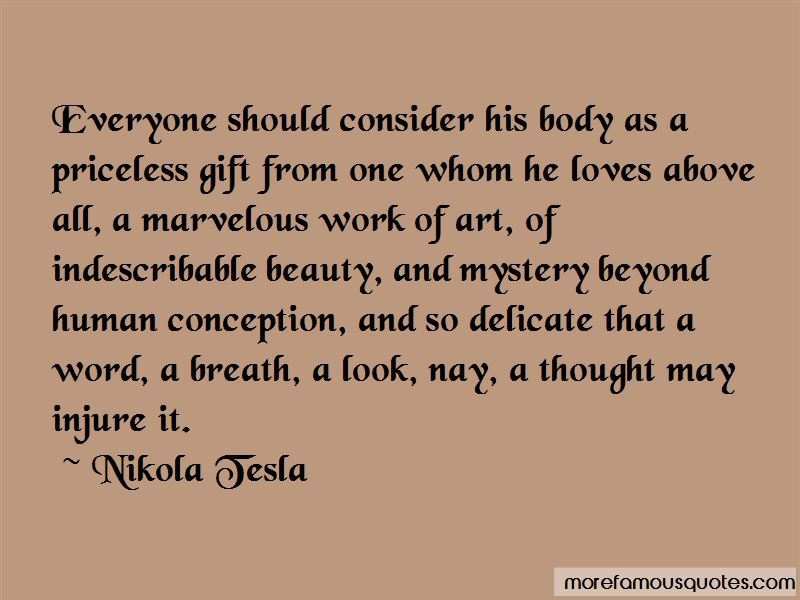 Human Body Work Of Art Quotes Top 5 Quotes About Human Body Work Of Art From Famous Authors