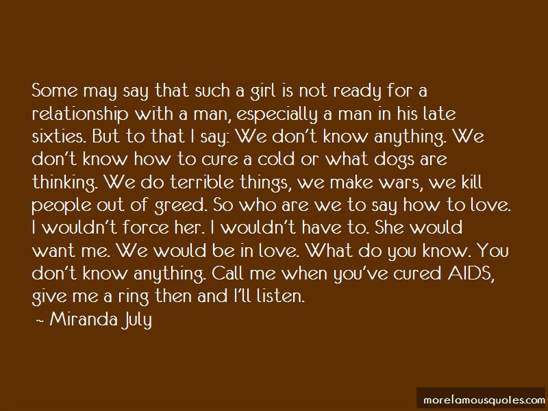 Quotes relationship ready a for 10 Lonely