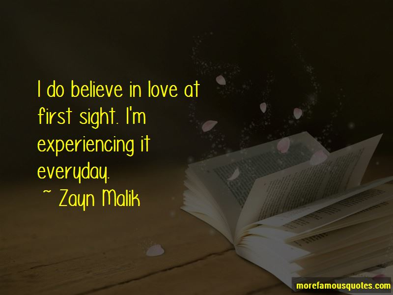 I Do Believe In Love Quotes Pictures 2