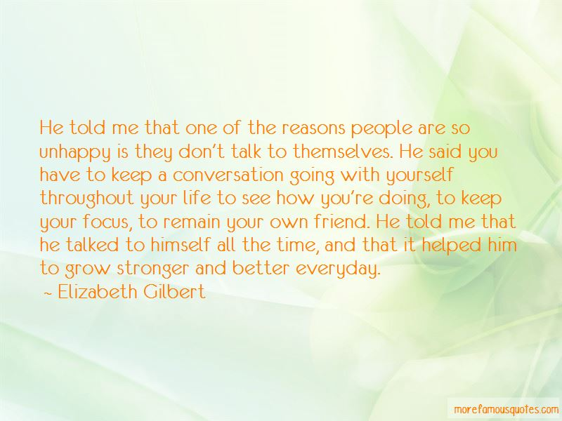 I Grow Up Everyday Quotes