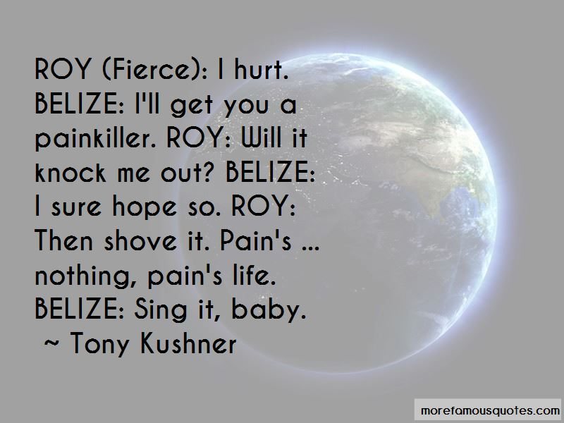 I Hope You Get Hurt Quotes