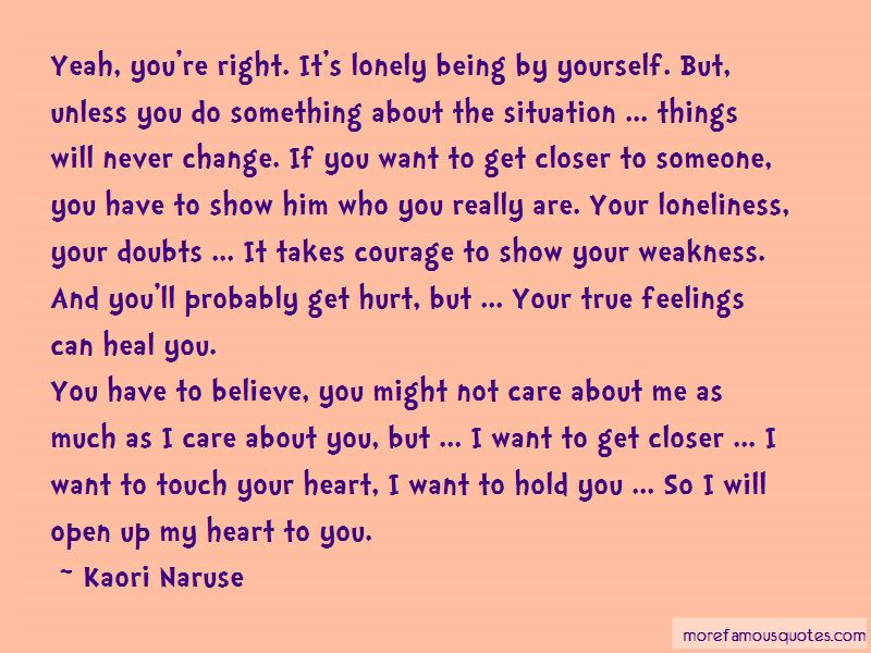 I Want To Touch Your Heart Quotes: top 20 quotes about I Want To ...