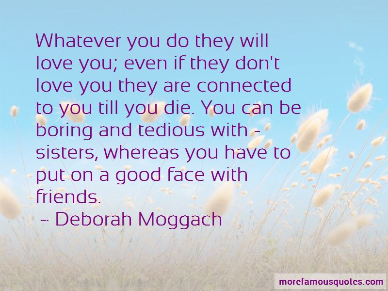 If They Don't Love You Quotes