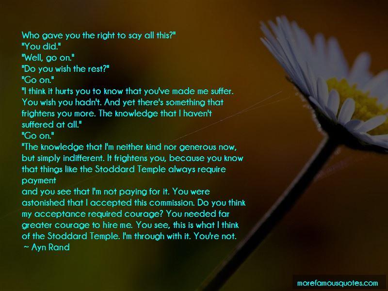 I'm Through Quotes