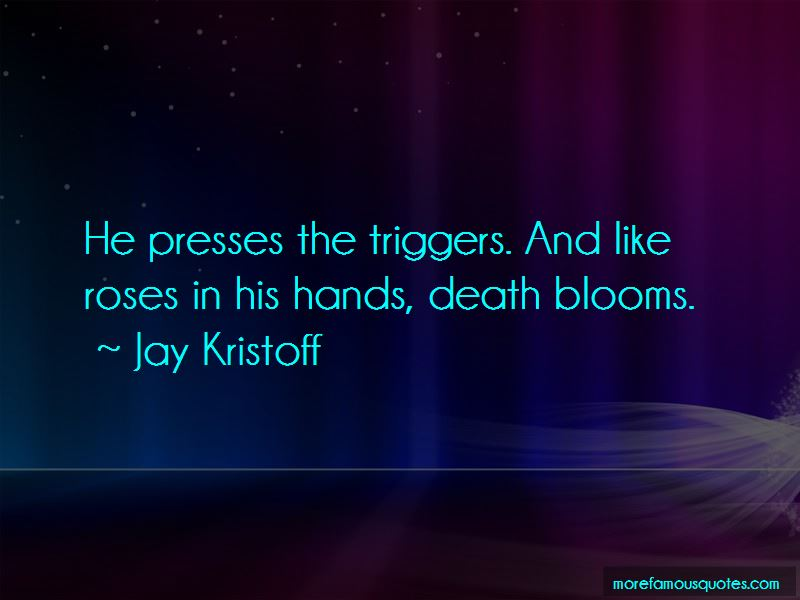 In His Hands Quotes