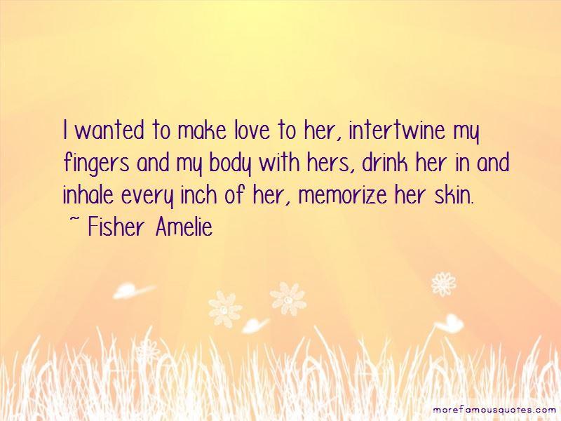 Inhale Love Quotes