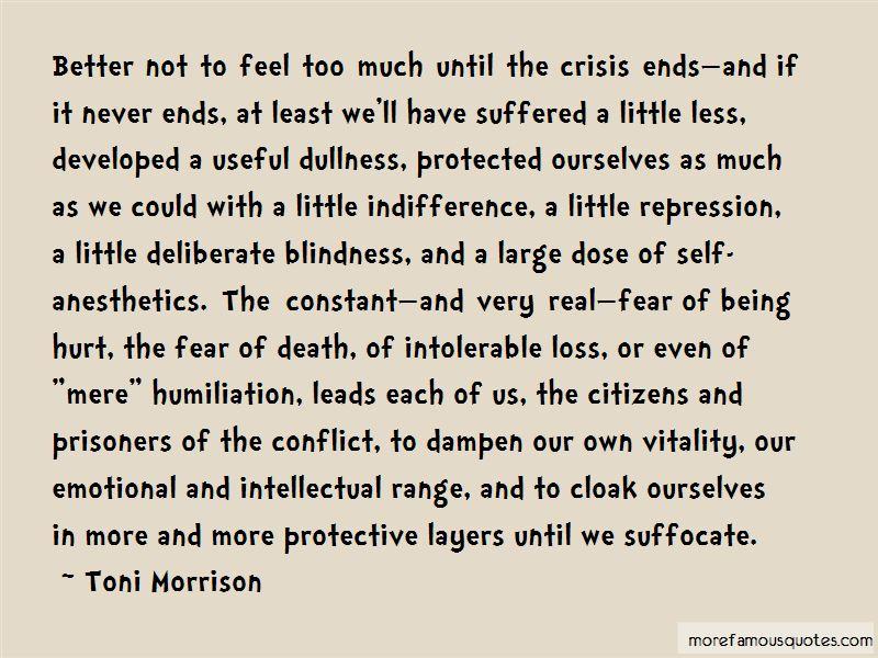 Intellectual Repression Quotes