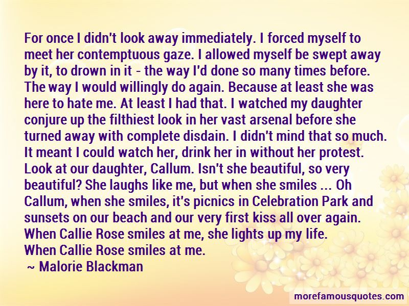 Isn't She Beautiful Quotes