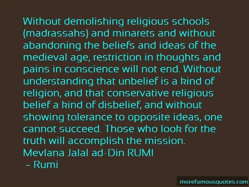 Jalal Al Din Rumi Quotes