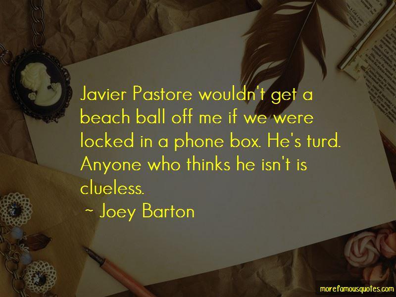 Javier Pastore Quotes