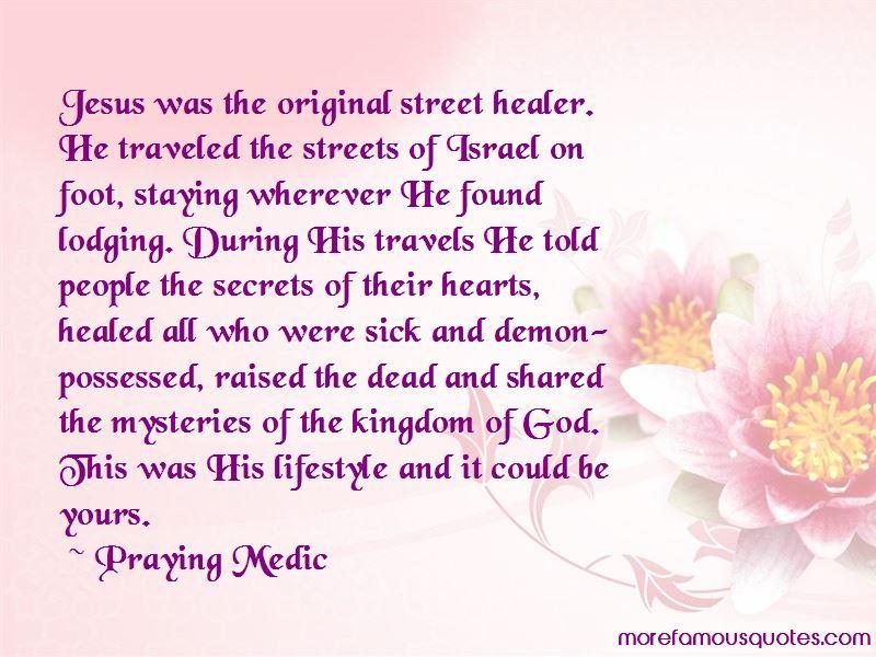 Jesus My Healer Quotes Pictures 4