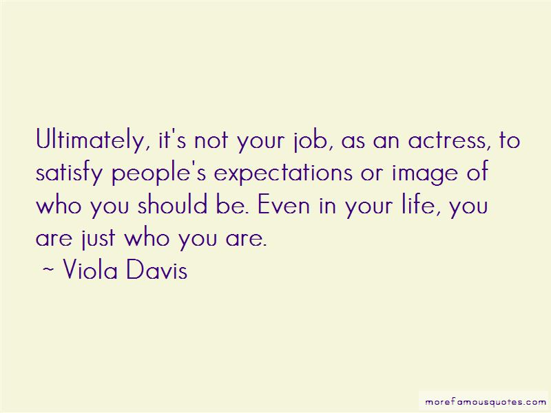 Just Who You Are Quotes Pictures 4