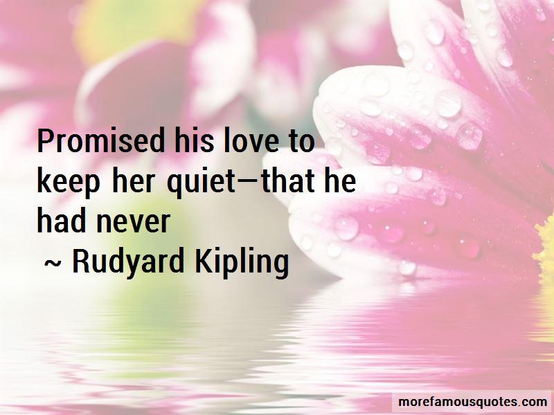 Keep Quiet Love Quotes Pictures 4