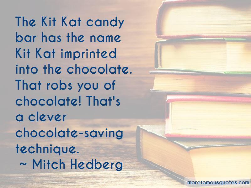Kit Kat Candy Quotes
