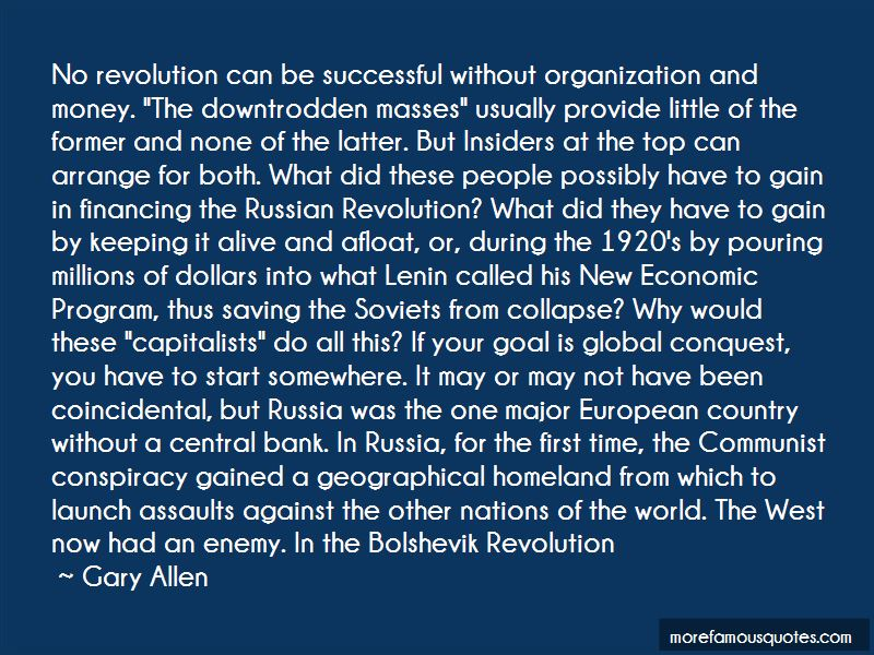 Lenin Bolshevik Quotes