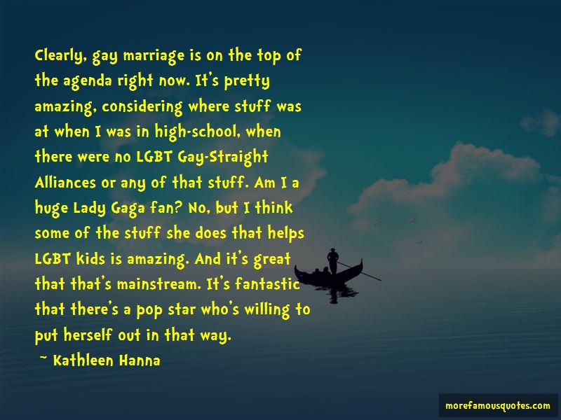 Lgbt Marriage Quotes Pictures 2