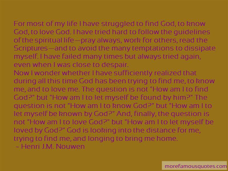 Life Pray Quotes