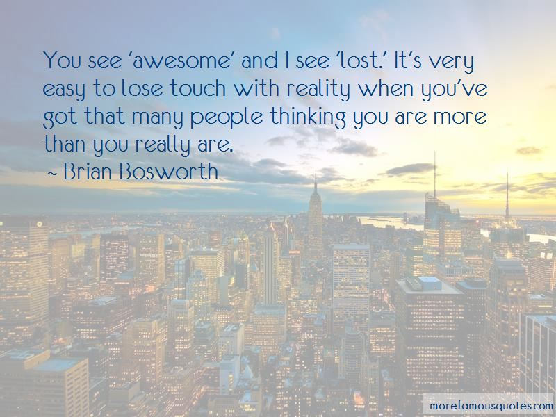 Lost In Touch Quotes Pictures 3
