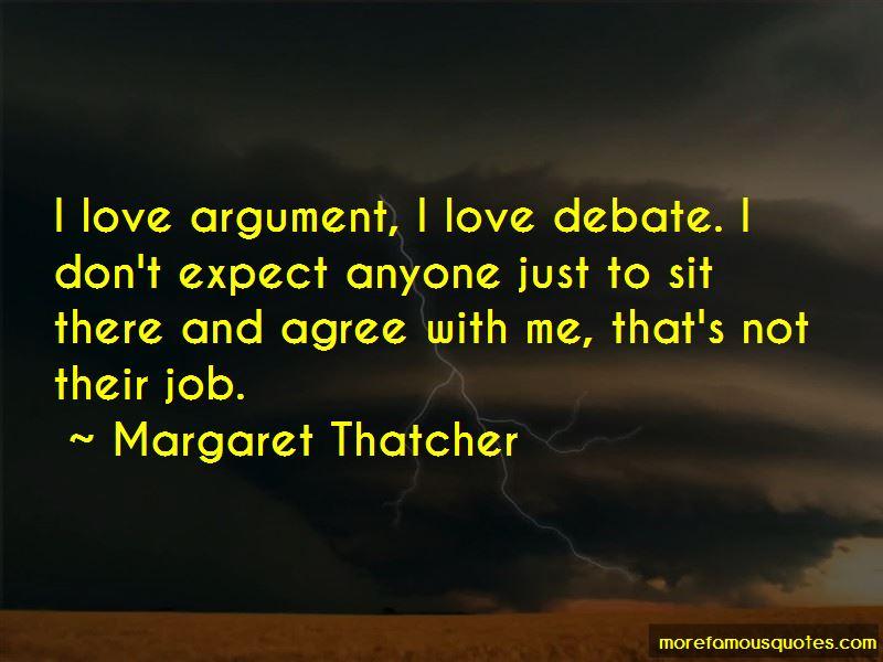 Love Debate Quotes