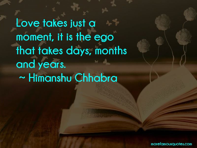 Love My Ego Quotes