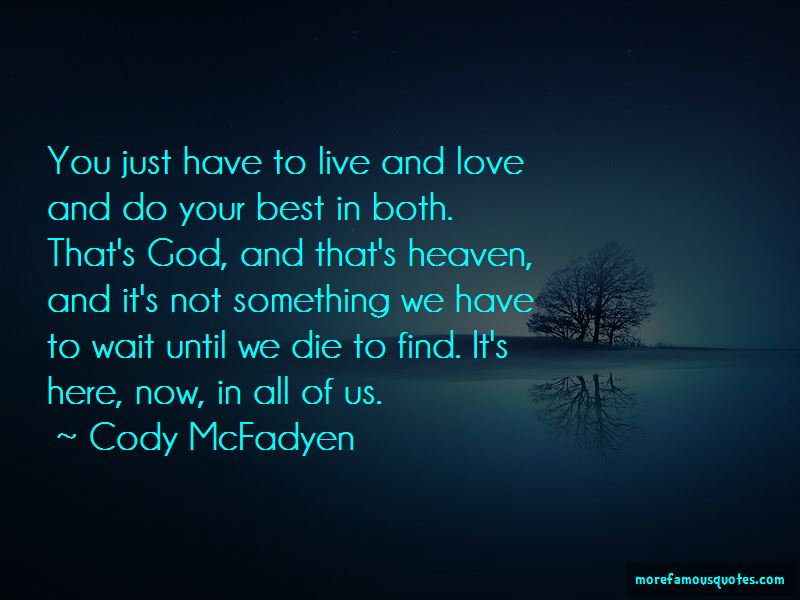 Love Until We Die Quotes Pictures 3