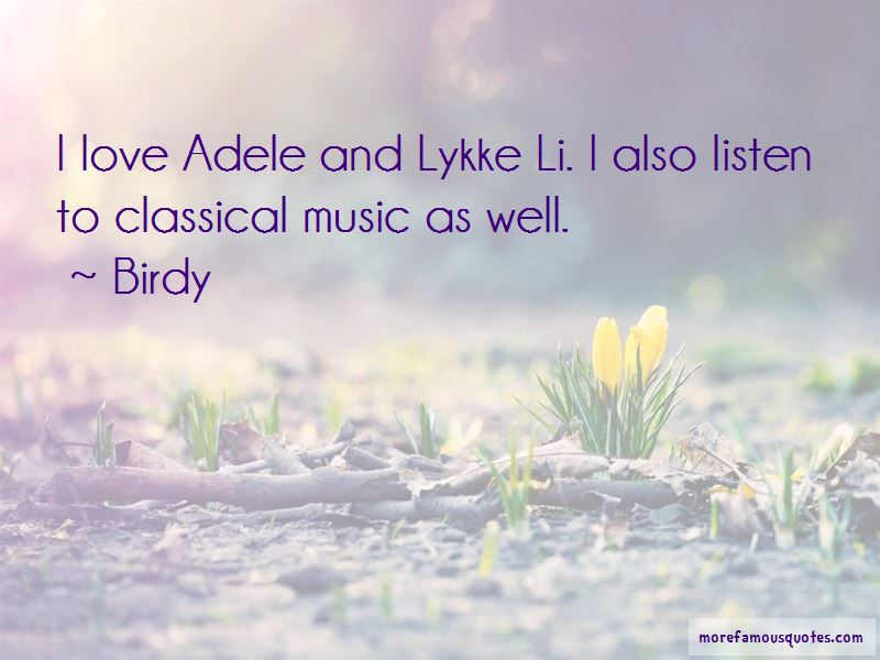 Lykke Quotes Pictures 4