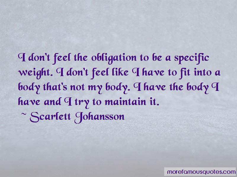 Maintain Weight Quotes Pictures 4