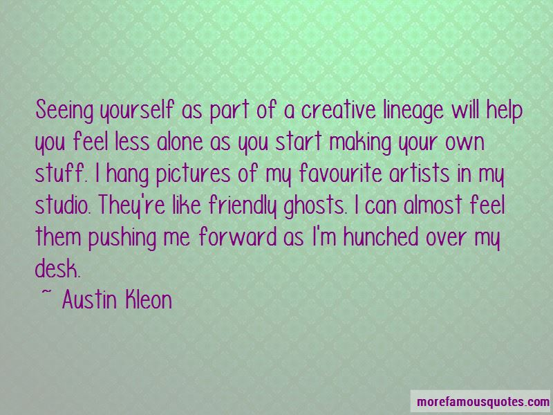 Making You Feel Alone Quotes