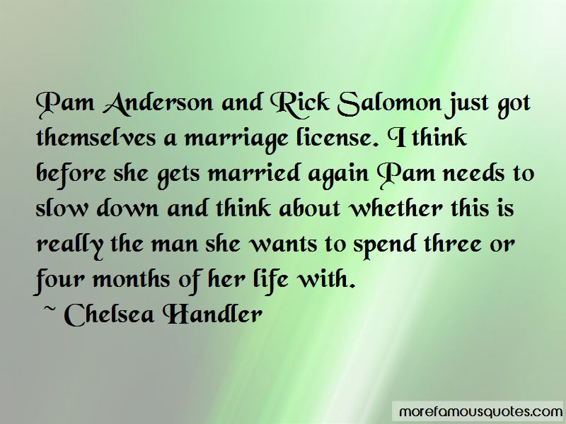 Marriage License Quotes