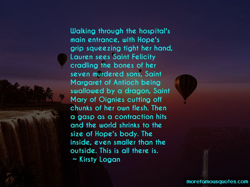 Mary Margaret Quotes