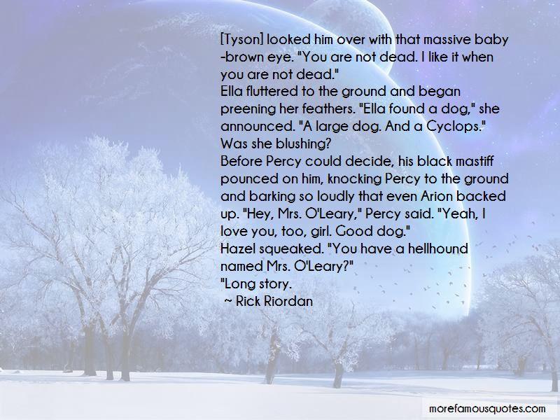 Mastiff Quotes