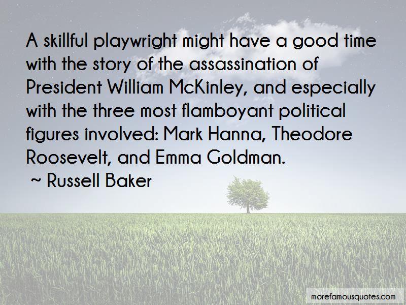 Mckinley Assassination Quotes