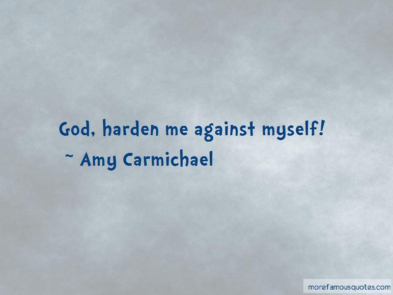 Me Against Myself Quotes