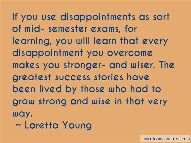 Mid Semester Quotes