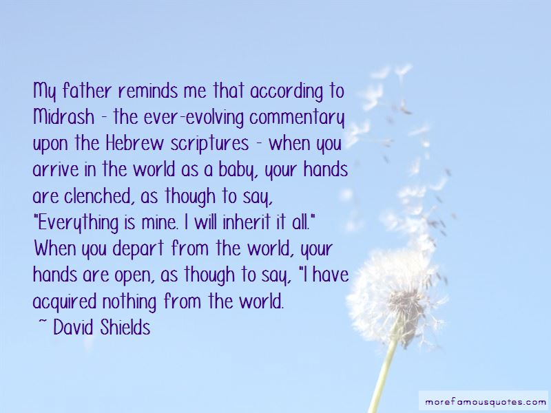 Midrash Quotes