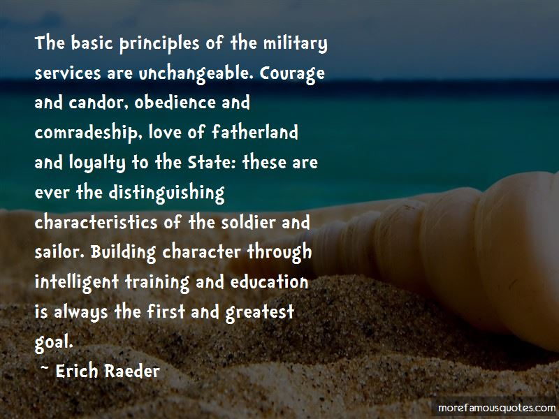 Military Soldier Love Quotes